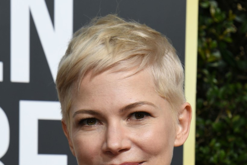 Michelle Williams on salaja kihlunud?