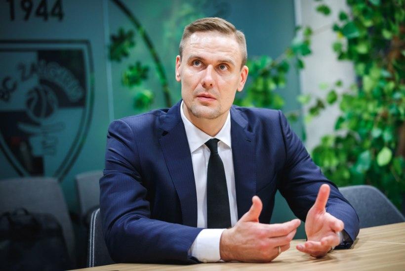 INTERVJUU | Leedu korvpallilegend Robertas Javtokas: Žalgirises on noorte arendamine Jasikeviciuse missioon, Eestis näen ainult samu vanu nimesid