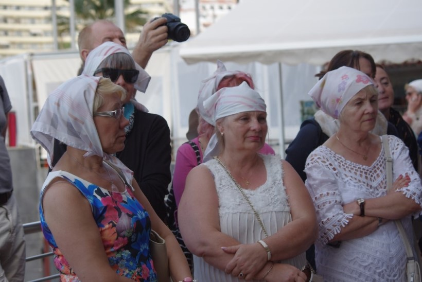 GALERII   Vaata kuidas meie tuntuim naisnaivist Ave Nahkur Tenerifel oma sünnipäeva tähistas!