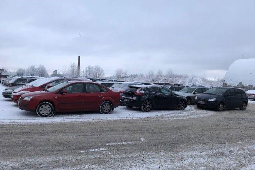 PILTUUDIS | Parkimine Pärnu moodi: mida teeksid sellises olukorras sina?