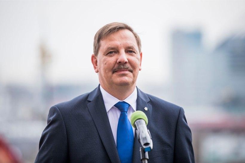Tallinna linnapea Taavi Aas saab uue võimsa ametiauto