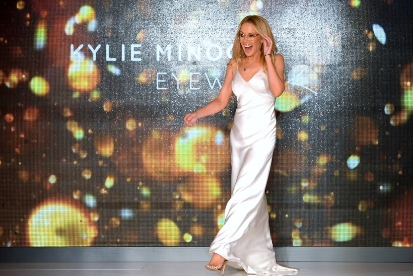 Kylie Minogue oli pärast lahkuminekut hapras seisus