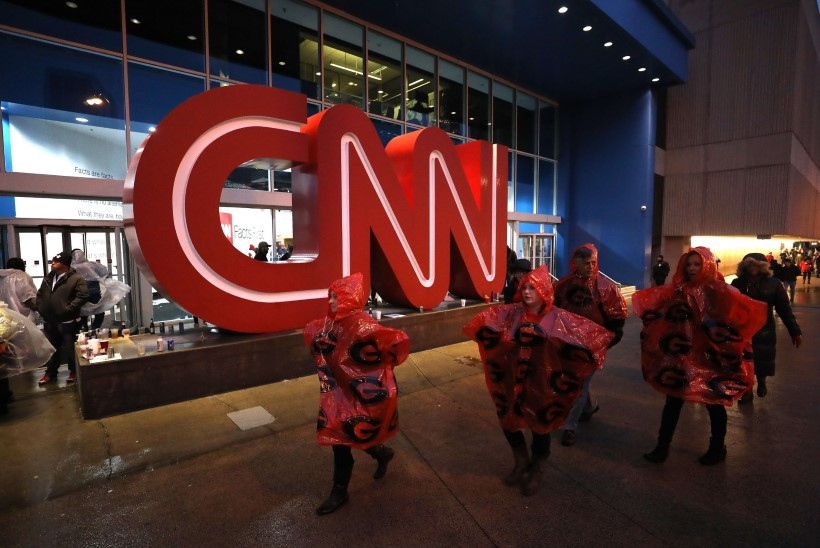 """""""Lasen teid kõiki maha!"""" Michigani mees ähvardas CNNi töötajaid surmaga"""
