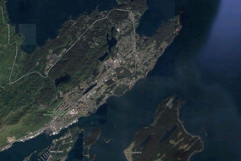 Alaska rannikut tabas maavärin magnituudiga 8,2, anti tsunamihoiatus