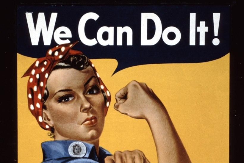 Suri 20. sajandil ameeriklannadele inspiratsiooniallikaks olnud Naomi Parker Fraley