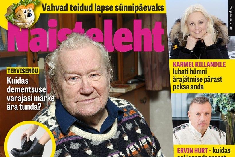 Evelin Ilves SUUDLUSEST KATUSEKOHVIKUS: mu pere purunes ja presidendi kantselei tegi kõik, et mind ajaloost välja lõigata