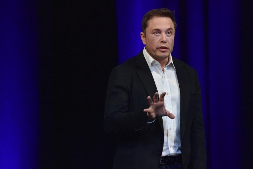 Elon Musk ja Deppi eksnaine leidsid jälle tee teineteise juurde