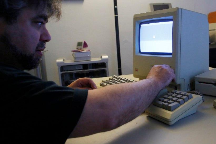 TÄHTPÄEV: täna 34 aastat tagasi tuli müügile esimene Apple'i arvuti