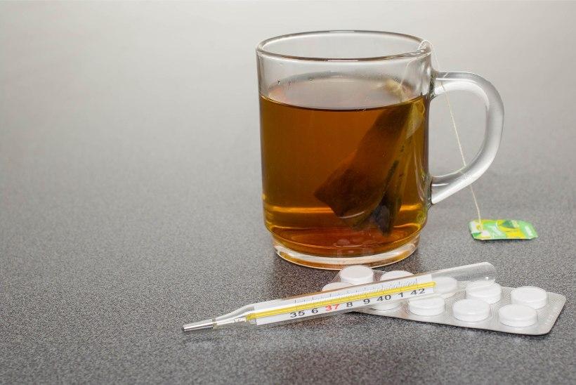 GRIPP MÖLLAB: kuus inimest on sel hooajal vajanud gripi tõttu intensiivravi