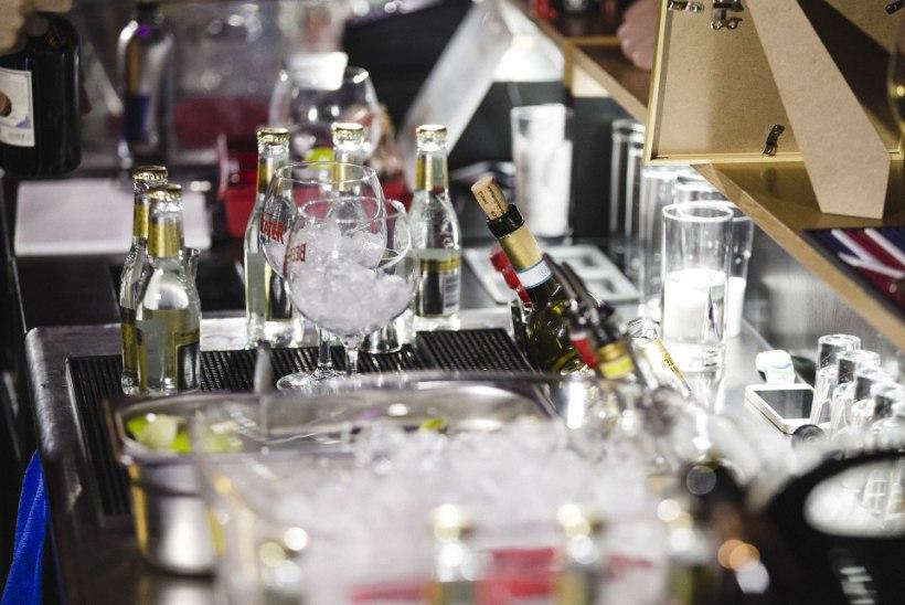 Maksu- ja tolliamet viis Tallinnas baarist kaasa maksumärkideta alkoholi