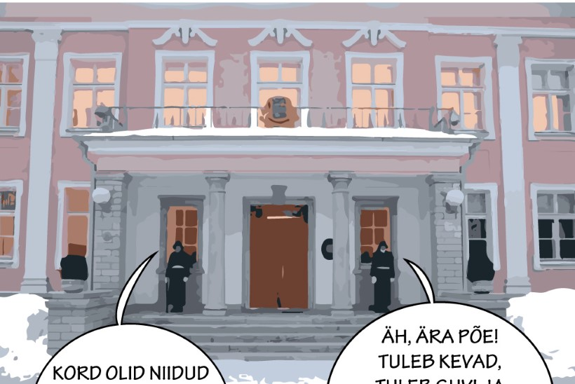 Vitali Belobrovtsev   Miks läheb president Narva?