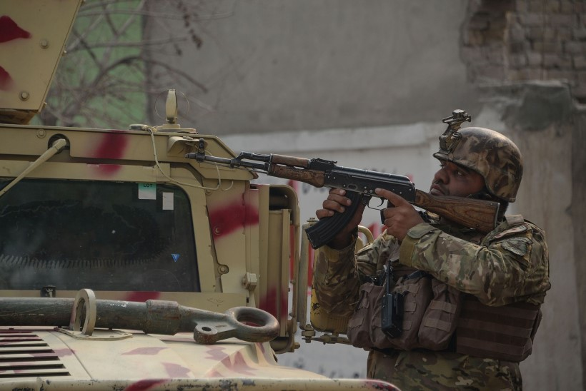 ISIS ründas Afganistanis lastekaitseorganisatsiooni Päästke Lapsed kontorit