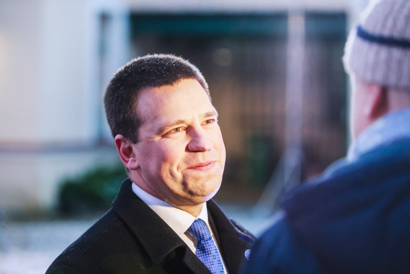 Jüri Ratas tõrjus PBK-lt saadete ostmise süüdistusi