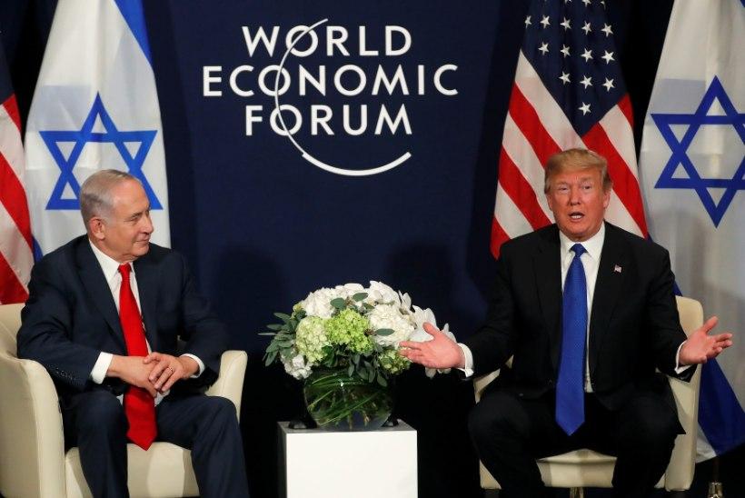 Trump kahtleb palestiinlastes: kas rahukõnelused üldse jätkuvad?