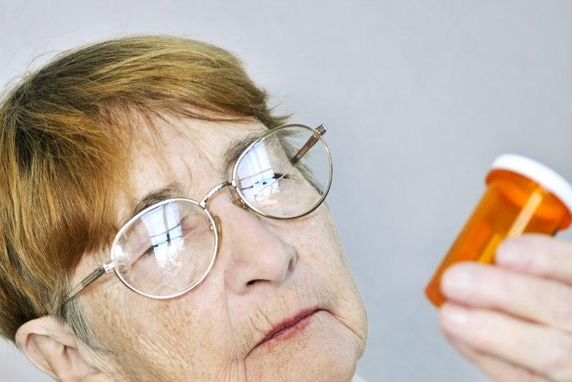Milliseid vitamiine vajavad hädasti vanaemad-vanaisad?