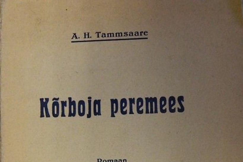Tammsaare mõtted on aktuaalsed ka Eesti 100. sünnipäeva eel