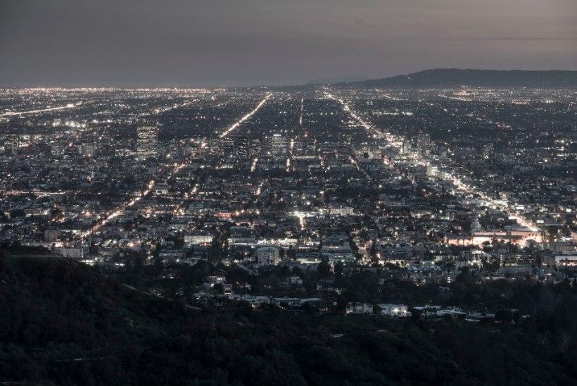 LA lähistel toimus maavärin, mis ajas kuulsused ärevusse