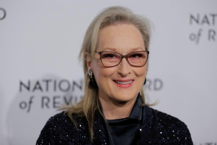 """Meryl Streep hakkab mängima """"Suurtes väikestes valedes"""""""