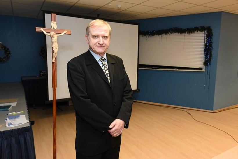 Aasta vaimulikuks valiti Leevi Reinaru