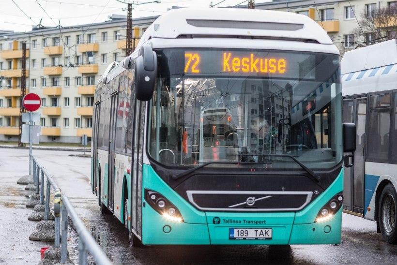 VAATA JÄRGI: kas sõidad Tallinna kõige populaarsemal bussiliinil?
