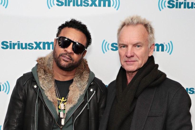Kuula Stingi ja Shaggy esimest ühist laulu!