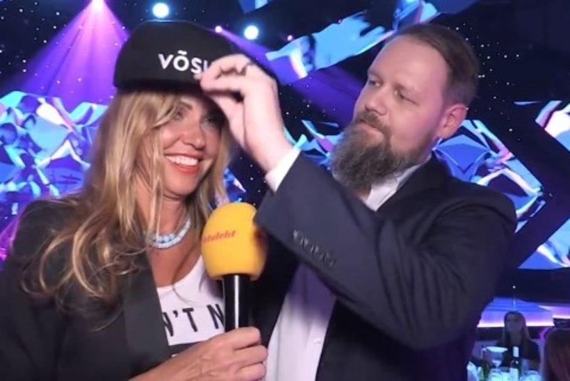 ÕL VIDEO | Genka on muusikaauhinna saamisest rabatud: mulle tavaliselt ei tule auhinnad üllatusena