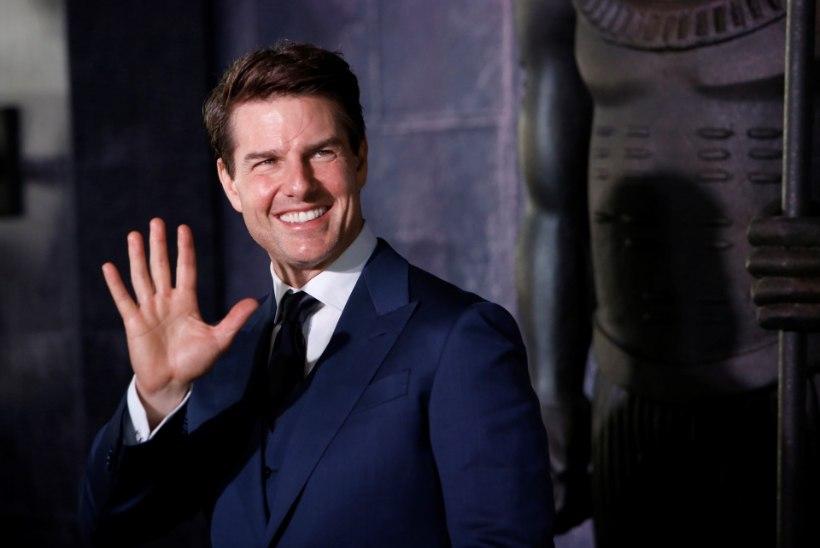 OHOO! Tom Cruise tegi Instagramis esimesed postitused