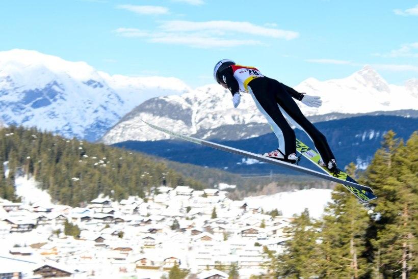 GALERII | SUPER! Kristjan Ilves tegi kaks nädalat enne olümpiat oma elu parima võistluse