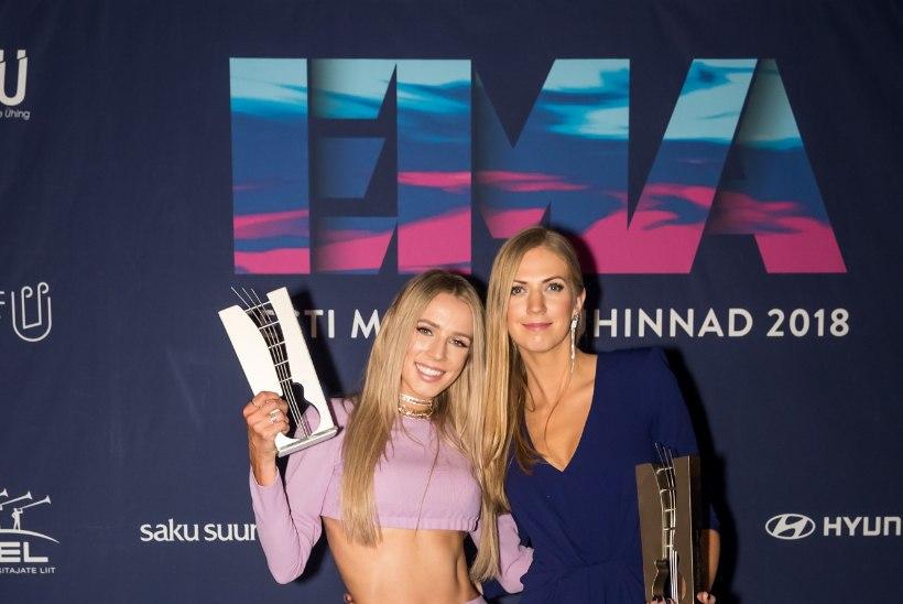 Aasta popalbumi ja naisartisti auhinnad noppinud Liis Lemsalu: 2017. aasta oli inspireeriv nii eraelus, personaalselt kui maailmapildis