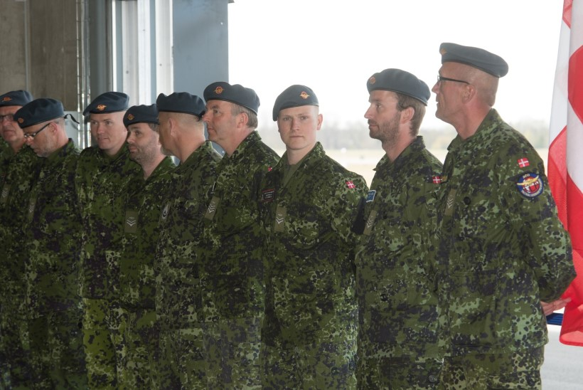 VIDEO | NATO sõdurid matkasid Kolga mõisas Vabadussõja mälestuseks