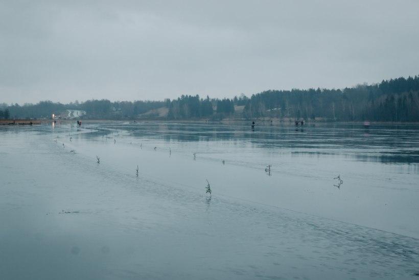 Soe vesi õnnestas IX Mulgi Uisumaratoni raja!