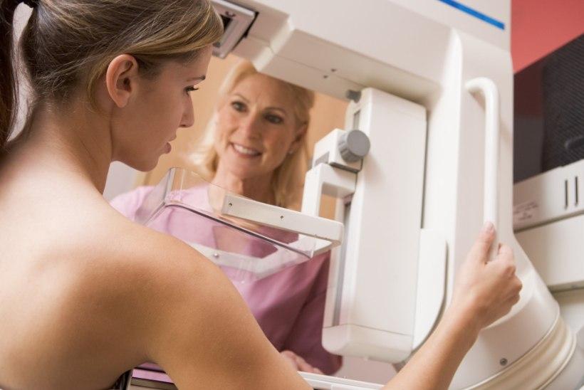 Statistika: kümnendik rinnavähijuhtudest avastatakse sõeluuringu käigus