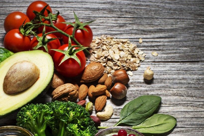 TOIDUAINETE TOP 100: milline amps on kõige toitainerikkam?