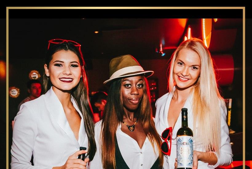 GALERII | Pidu erilise vaatemänguga – Le Grande Spektaakel Lounge Deja Vu's
