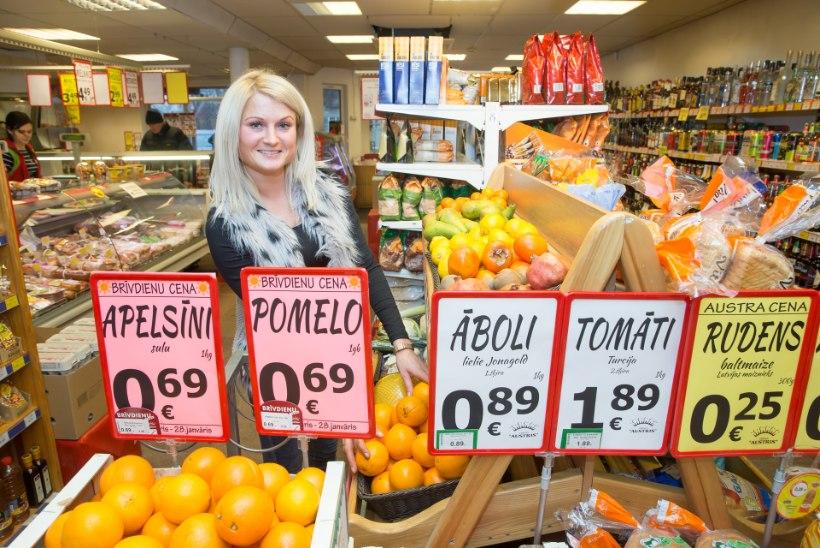 Kas Läti osturallilt tasub nüüd ka juurvilju kaasa tuua?
