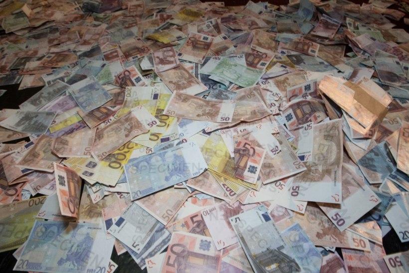 Politsei kahtlustab kuut inimest riigiasutustelt enam kui miljoni euro väljapetmises
