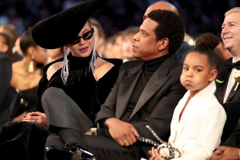 Kohe näha, kes on boss! Beyoncé ja Jay-Z tütar kutsus vanemaid rangelt korrale