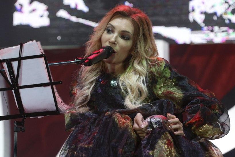 Venemaad esindab Eurovisionil taas Julia Samoilova