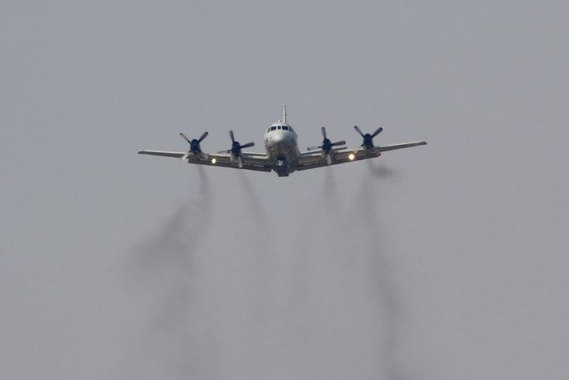 Vene hävitaja lendas USA mereväe lennukist napilt mööda