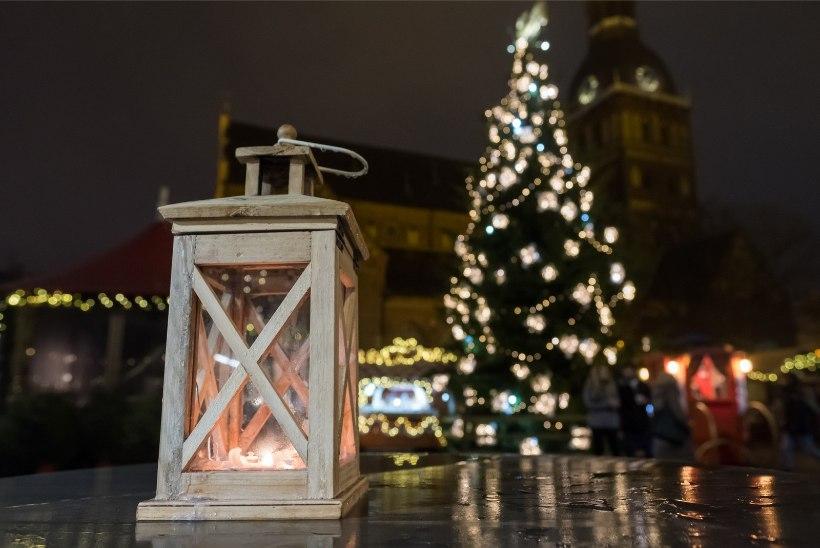 Tallinnas juba kogutakse maakoera aasta tulesõuks pühadekuuski