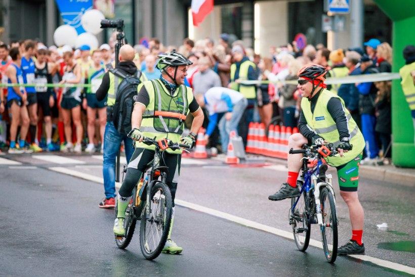 Terrorihirmust lisandunud turvameetmed lõid Tallinna maratoni eelarve uppi