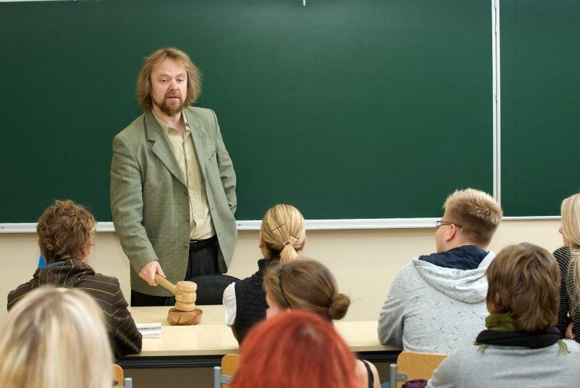 Toomas Jürgenstein: olen uusaastaööl hümnist hoidunud, sest see nõuab kainet meelt