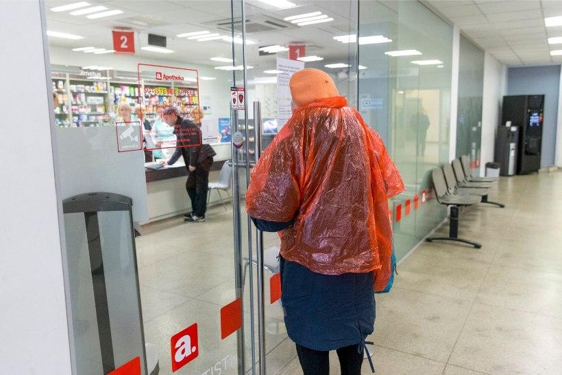 TÜLI JÄTKUB: PERH loobus Apothekal kraane kinni keeramast