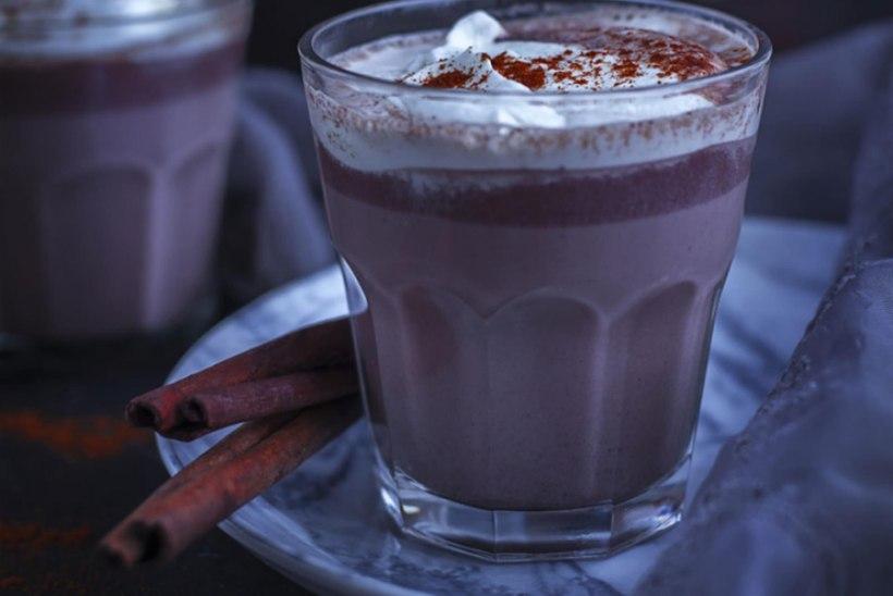 Tuline pähkli-šokolaadijook