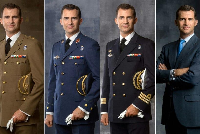 Palju õnne! Hispaania kuningas Felipe VI tähistab täna 50. sünnipäeva