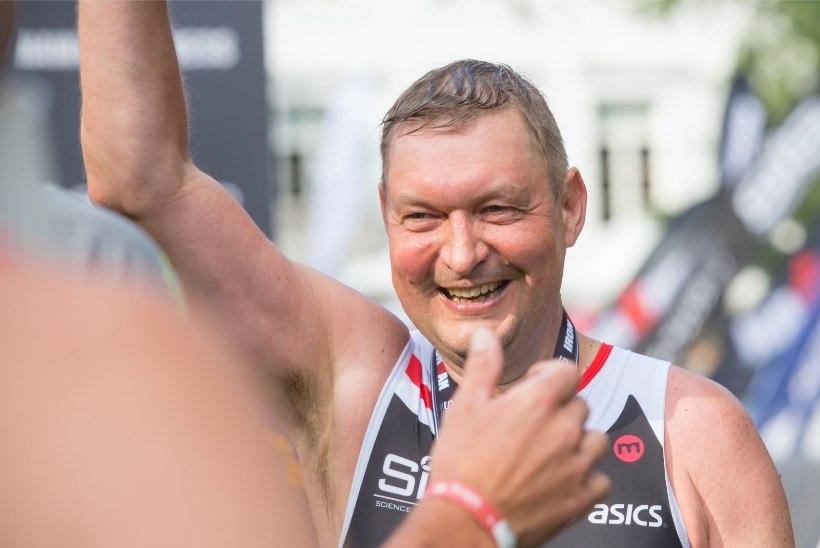 TV3 VIDEO | Raivo E. Tamm valmistub uueks triatloniks: tundsin, et tahan kõike seda jätkata just hea enesetunde tõttu