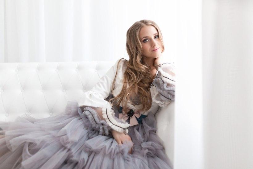 Maia Vahtramäe meisterdab koos Janne Saarega oma debüütplaati