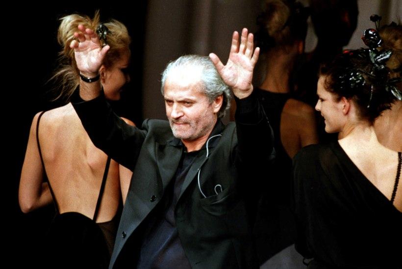 Kas moekeiser Gianni Versace oli HIV-positiivne?