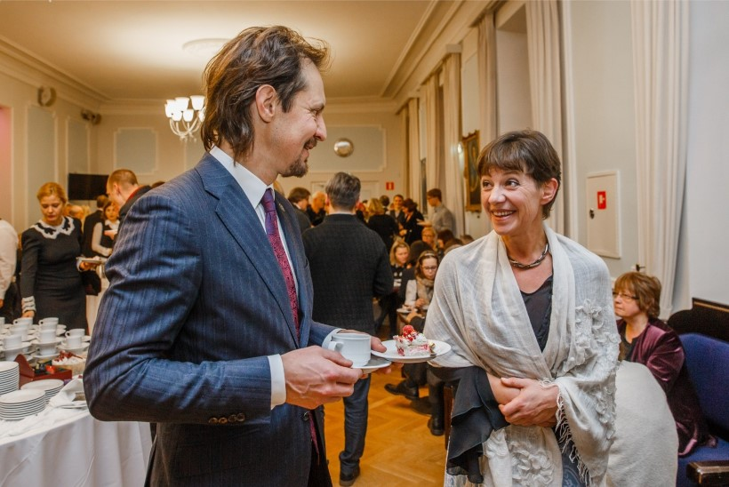 GALERII | Kultuurirahvas tähistas Estonias Tammsaare 140. sünniaastapäeva