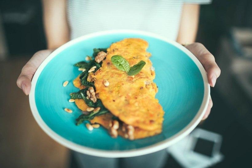 Kuidas kokk endale kodus omletti teeb?